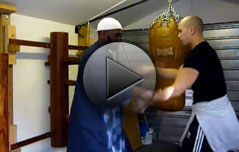 Sifu Alan  - London Wing Chun - Clapham