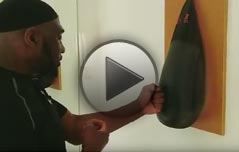 Wall Bag Training 1 -
